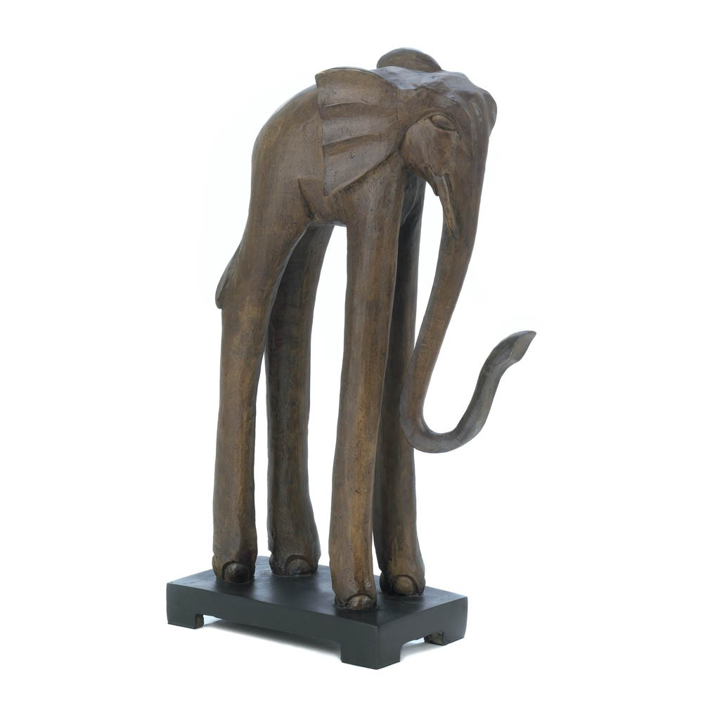 sublime elephant statue sku 10017188 home decor