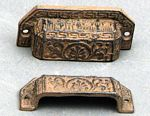 Antique Drawer Handle Set of 4