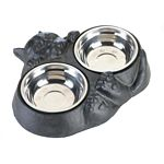 Kitty Cat Pet Bowl Set