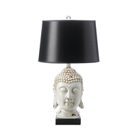 Laos Buddha Table Lamp