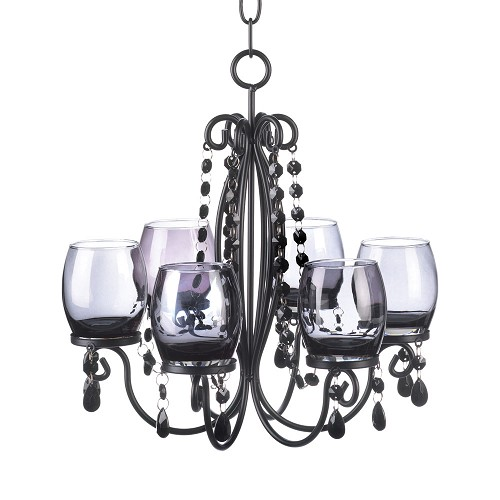 Black Elegant Chandelier