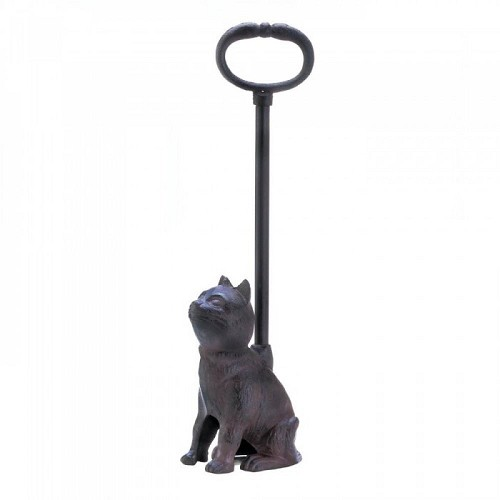 Cat Door Stopper With Handle