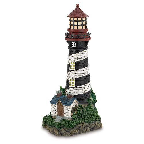 Solar-powered Lighthouse